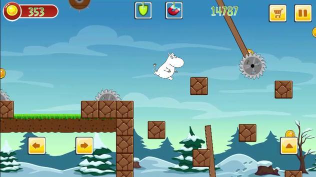 Super Moomin screenshot 4
