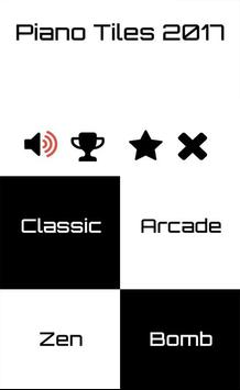 Piano Tiles 2017 poster