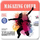 Magazine Cover icon
