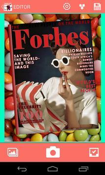 Magazine Cover screenshot 3