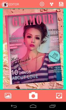 Magazine Cover apk screenshot