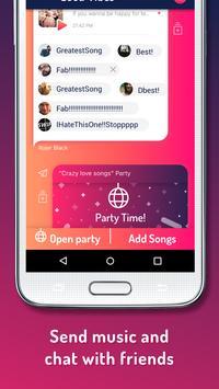 MUZI - Social Music screenshot 3