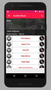 Kürtçe Müzikler apk screenshot