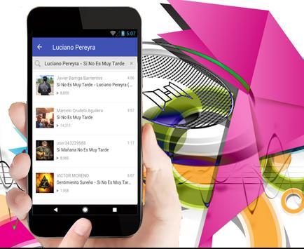 Luciano Pereyra - Como Tú Musica y letras apk screenshot
