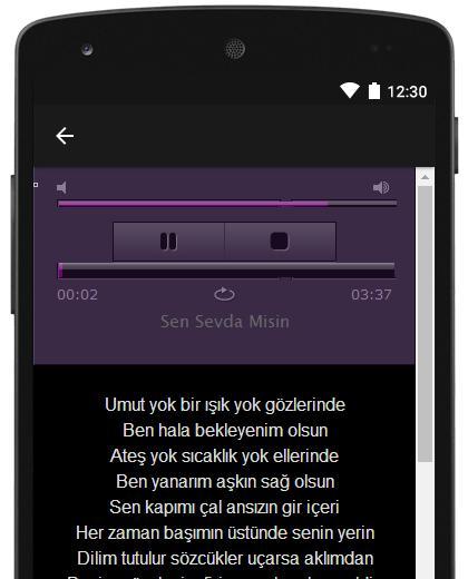 Android Icin Buray Sarki Sozleri Apk Yi Indir