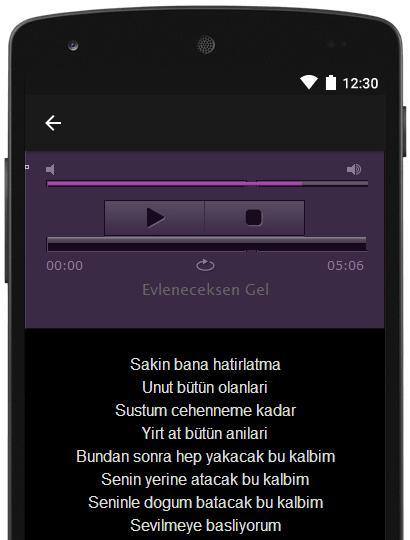 Seda Sayan Sarki Sozleri For Android Apk Download