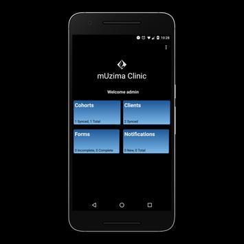 mUzima apk screenshot