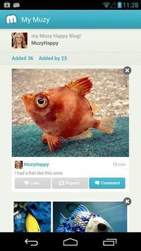 Muzy screenshot 4