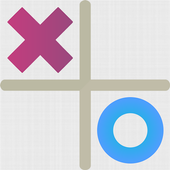 Xes and Os icon