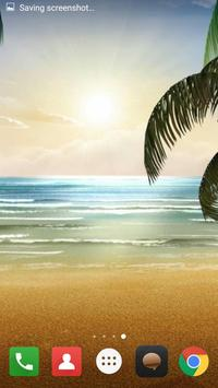 Tropic Paradise Live Wallpaper apk screenshot