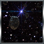 Deep Space - Asteroids icon