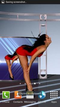 Amazing Dancer Girl apk screenshot
