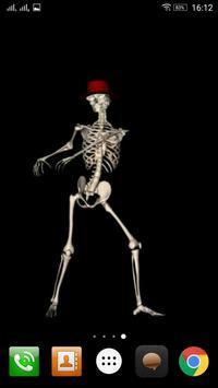 Dancing Skeleton apk screenshot
