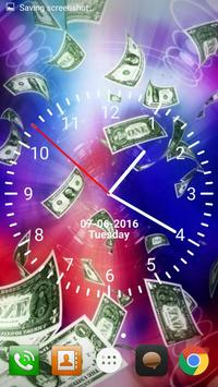 Dollar Tornado Live Wallpaper apk screenshot