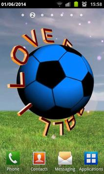 I Love Football 3D screenshot 1