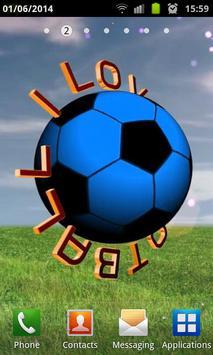I Love Football 3D screenshot 2