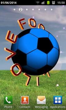 I Love Football 3D apk screenshot