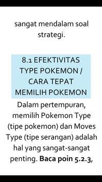 Tips & Trik Pokemon Go apk screenshot