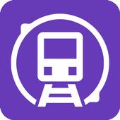 Mobile IRCTC Ticket Booking Live Train PNR Status icon