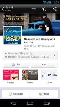 Hoosier Park Racing Casino screenshot 3