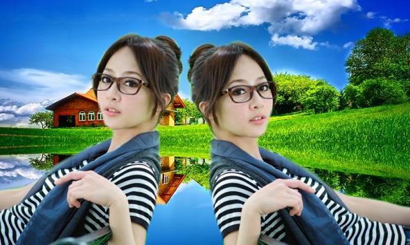 Twin photo maker apk screenshot