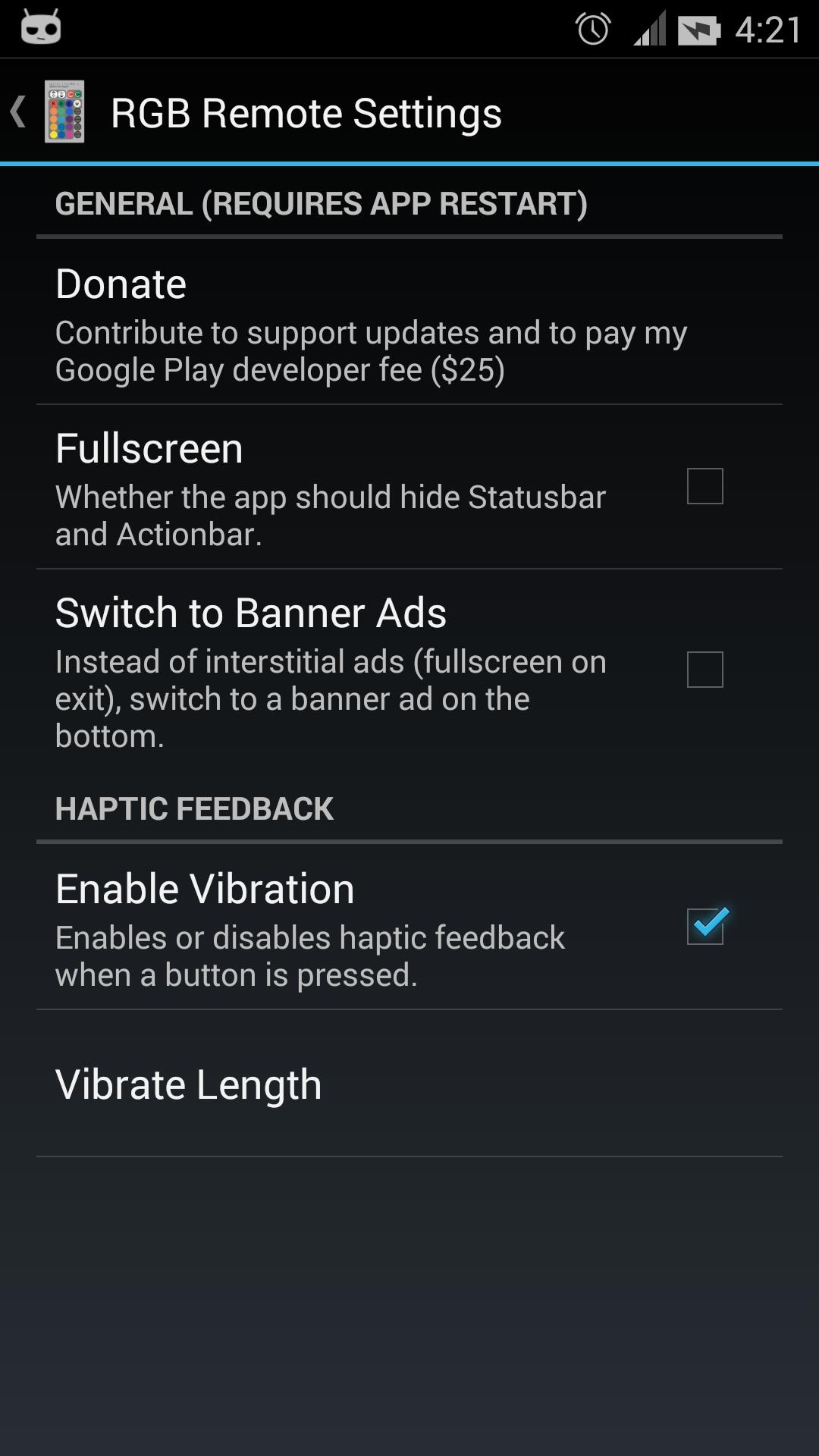 LED RGB Remote for Android - APK Download
