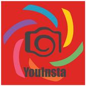 YouInstaShare for Instagram icon