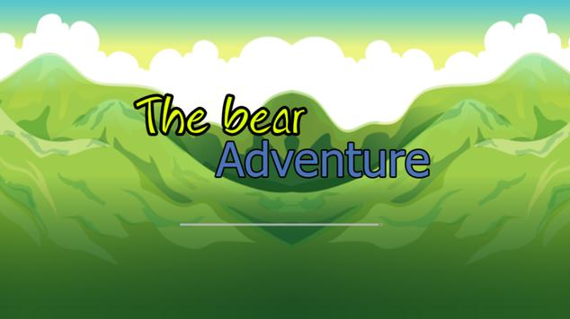 Mr Bear Run  Adventure apk screenshot