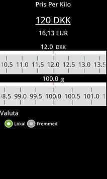 Price Per Kilo apk screenshot