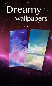 Dreamy wallpaper poster