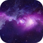 Space Galaxy Wallpaper icon