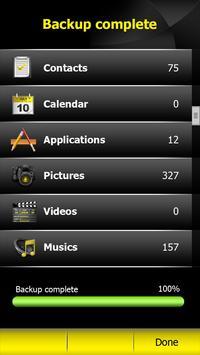 MYMobile Backup screenshot 3