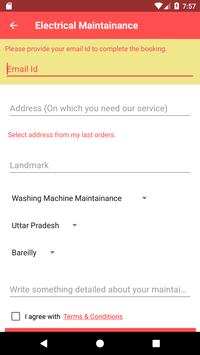 MaintainanceWala screenshot 1