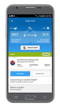 DC Airports screenshot 1