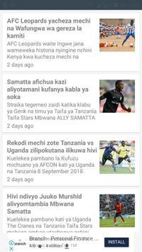 Mwakasege Blog screenshot 6