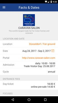 CARAVAN SALON apk screenshot
