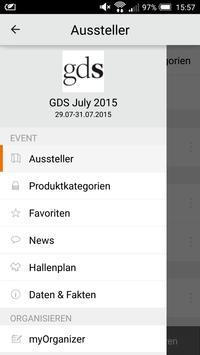 GDS App poster