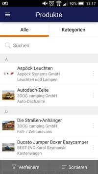 Messe Düsseldorf screenshot 3