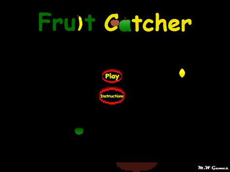 Fruit Catcher poster