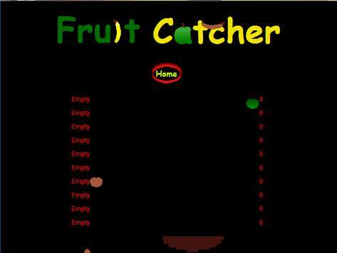 Fruit Catcher apk screenshot