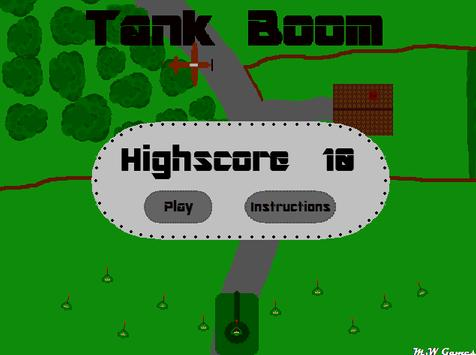 Tank Boom LITE poster
