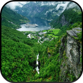 Nature HD Wallpapers Video icon
