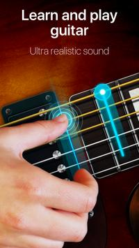 Guitar - play music games, pro tabs and chords! poster