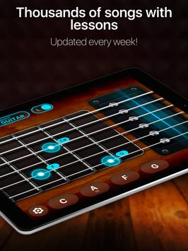 Guitar - play music games, pro tabs and chords! screenshot 11
