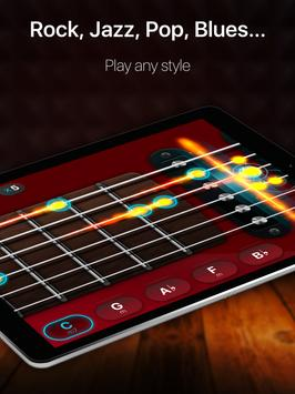 Guitar - play music games, pro tabs and chords! screenshot 12