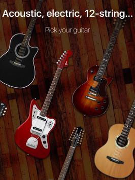 Guitar - play music games, pro tabs and chords! screenshot 13