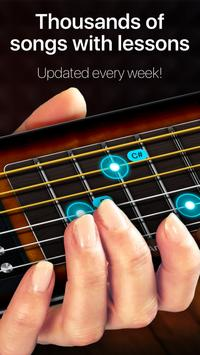 Guitar - play music games, pro tabs and chords! screenshot 1