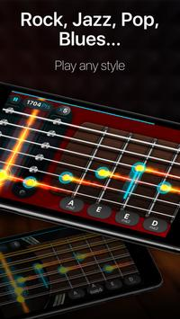 Guitar - play music games, pro tabs and chords! screenshot 2