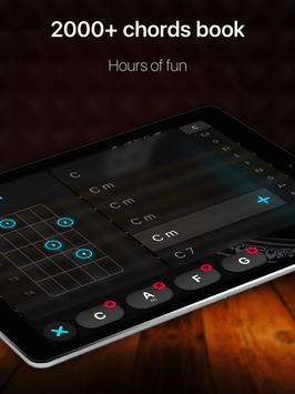 Guitar - play music games, pro tabs and chords! screenshot 9