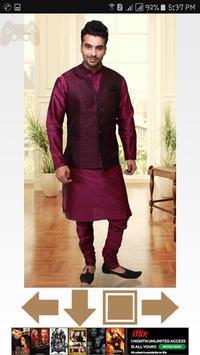 Men Salwar Kameez Design 2017 screenshot 5
